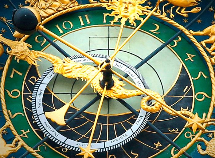Fenomenología del tiempo