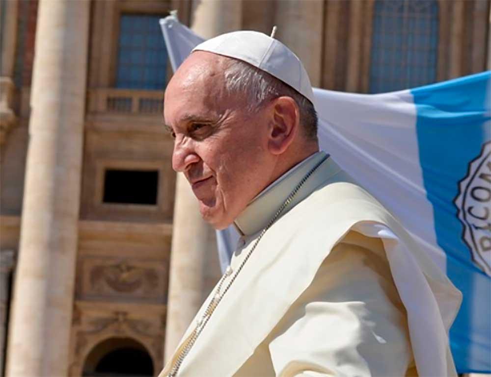 ¿Estará gagá el papa Francisco?