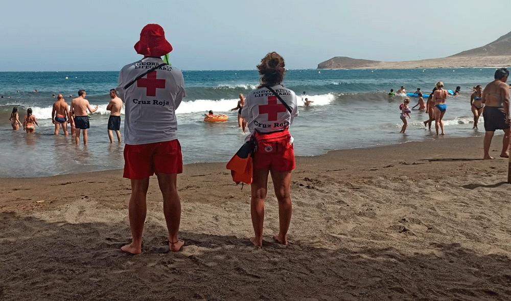 Salvamento y Socorrismo en Canarias