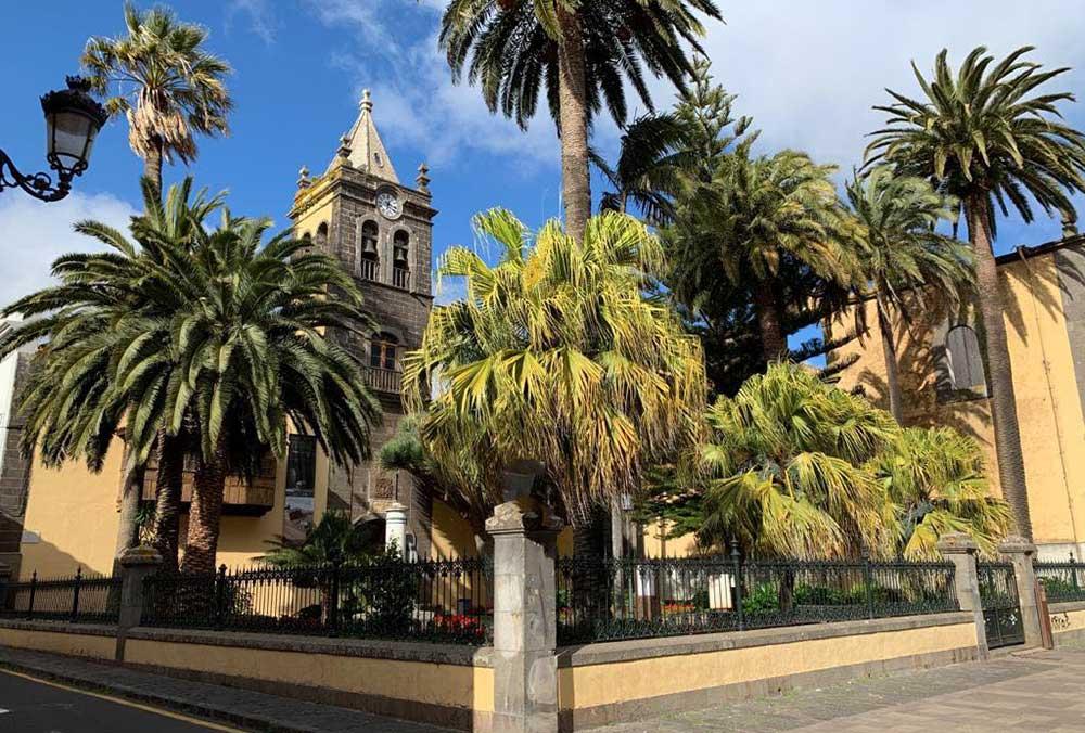 Galdós en Tenerife
